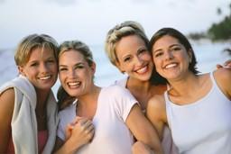 Обнаружены гены, отвечающие за женскую молодость - фото