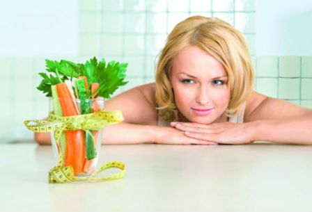 Правильное питание способствует омоложению кожи - фото