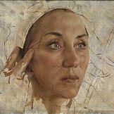 Английский художник посвятил выставку пластической хирургии - фото
