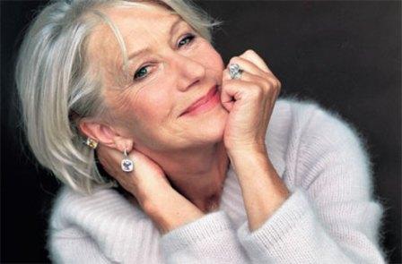 Все чаще лицом косметического бренда становятся зрелые женщины - фото