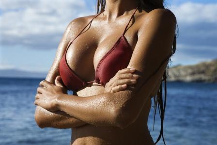 Временное увеличение груди – новый тренд в США - фото