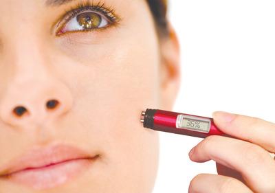 Исследуйте состояние Вашей кожи в домашних условиях - фото
