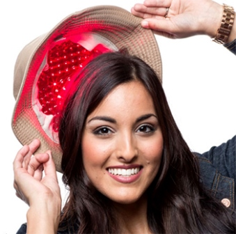 Инновационное устройство для борьбы с выпадением волос - фото