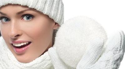 Уход за кожей в зимний период - фото