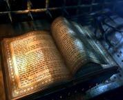 На аукционе продана средневековая книга о ринопластике - фото