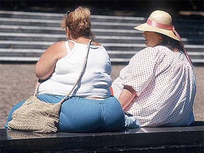 Жители США продолжают толстеть - фото
