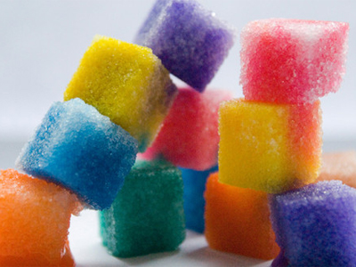 Сахар способствует старению организма - фото
