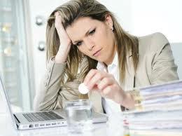 Стресс и преждевременное старение - фото